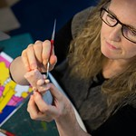 LEGO The Simpsons : Behind the scenes with Gitte Thorsen