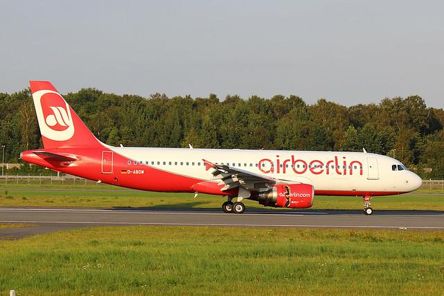 Air Berlin - A320 - D-ABDW (1.6)