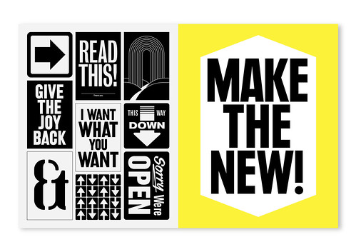 Anthony Burrill - I Like It. What Is It? Book