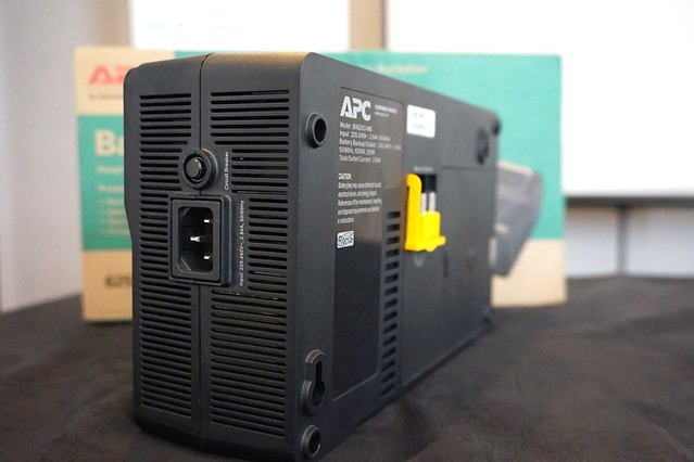 Schneider Electric Back-UPS Launch - back up power for SOHO-006