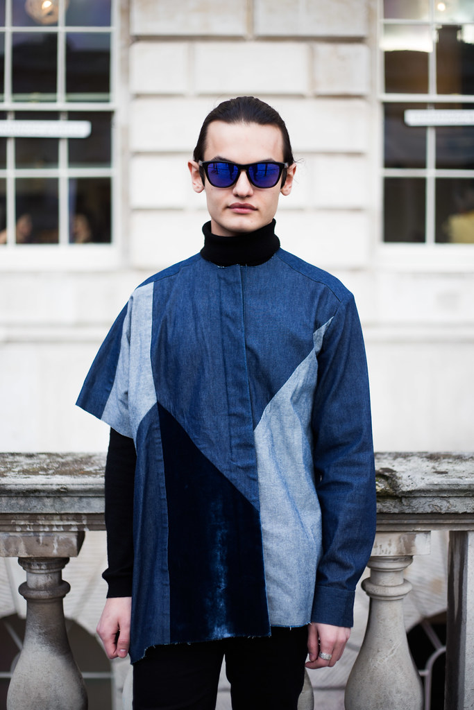 Street Style - Tigran, London Fashion Week