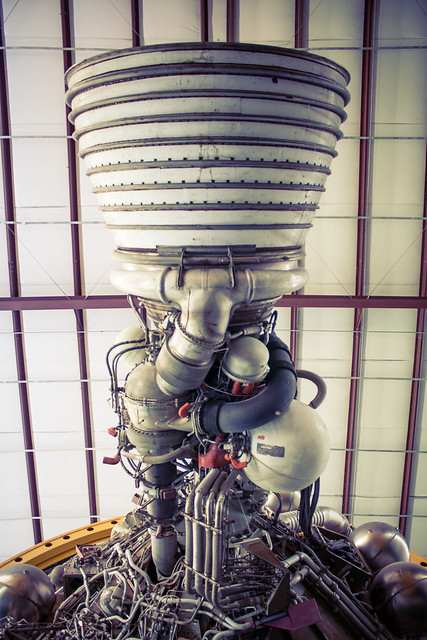 Photo:Saturn V (Detail) By:derekbruff