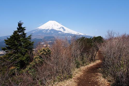 越前岳 echizendake