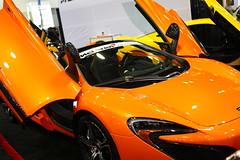 mclaren mp4-12c(0.0), automobile(1.0), exhibition(1.0), vehicle(1.0), performance car(1.0), automotive design(1.0), mclaren automotive(1.0), land vehicle(1.0), luxury vehicle(1.0), supercar(1.0), sports car(1.0),