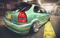 Honda | Green Shine Fitment