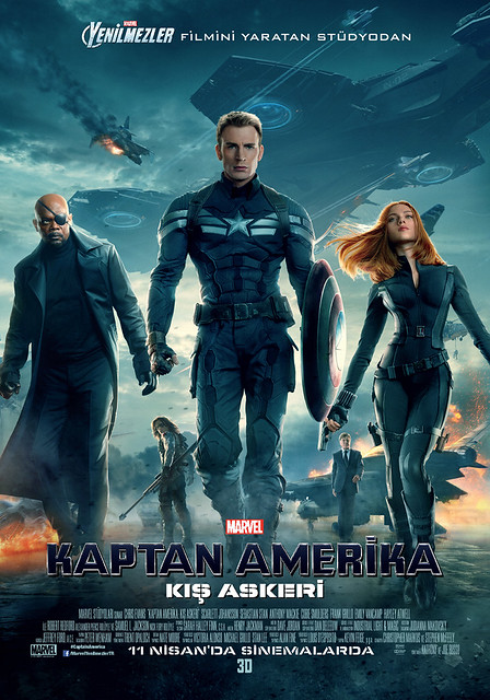 Kaptan Amerika: Kış Askeri - Captain America The Winter Soldier (2014)