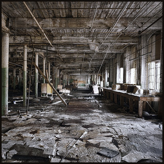 Abandoned Furniture Factory