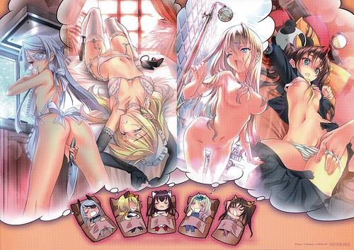 140415(1) - 高速戰鬥戀愛喜劇 50分鐘OVA《IS <インフィニット・ストラトス> ワールド・パージ編(IS:World Purge 篇)於11/26發售、嚴肅&搞笑預告片公開! 2 FINAL