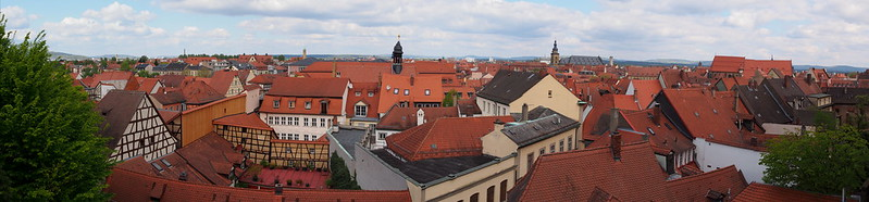 P4167290 Pano Bamberg Unesco Alemania