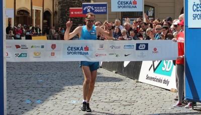 MČR v půlmaratonu: Kreisinger a Pastorová vítězí