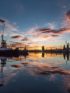 Sunrise @ Cape Town Waterfront (Cape Town) (IX)