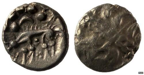 Norfolk wolf coin