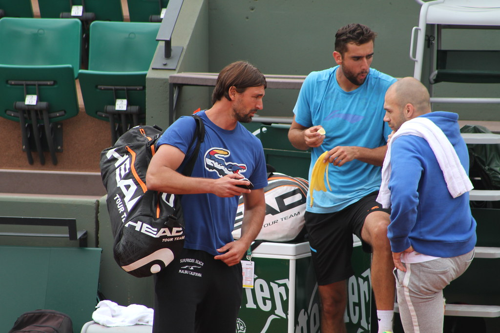Ivanisevic and Cilic