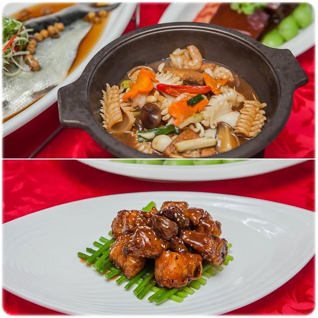 日月潭龍鳳宮+日月潭餐廳