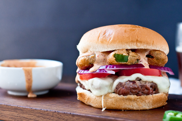 Meet The Firecracker Burger. It is the latest addition to our ...