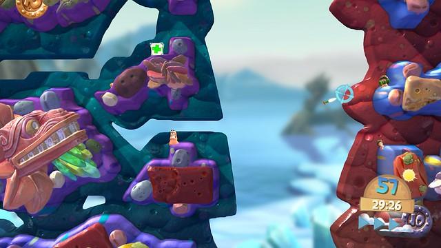 Worms Battlegrounds PS4 1