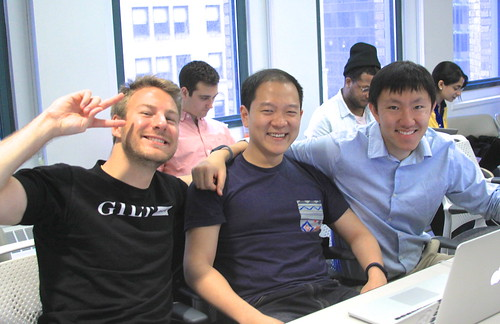 AngularJS class at Gilt, May 2014
