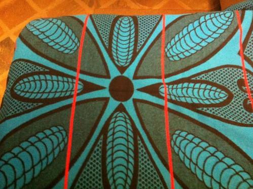 My Basotho Blanket