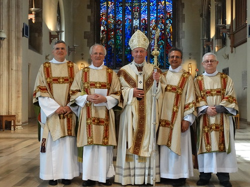 150704 - Diaconate Ordinations and 50 years of the Diaconate in Southwark