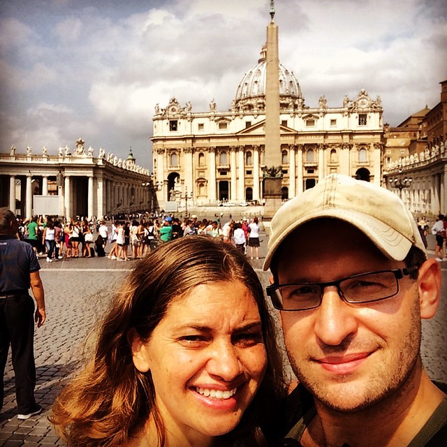 By the Vatican