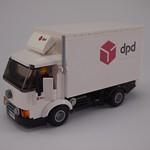 DPD 7.5t Truck