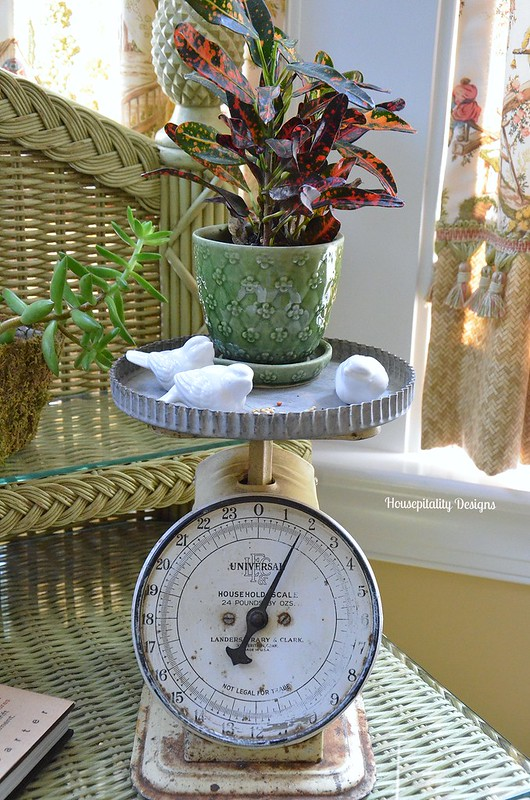 Vintage Scale-Housepitality Designs