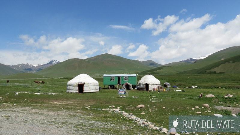 Suusamyr a Jalal Abad Kirguistán (5)