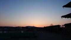奈良   山上的山裡的平成京