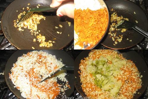mixed veg parataha5