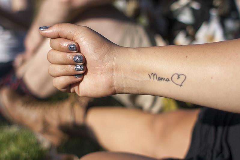 Najlepsze Pomysły Na Tatuaż Dla Mamy Galeria Mamy Mamompl