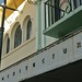 Christchurch: New Regent Street (2) - detail