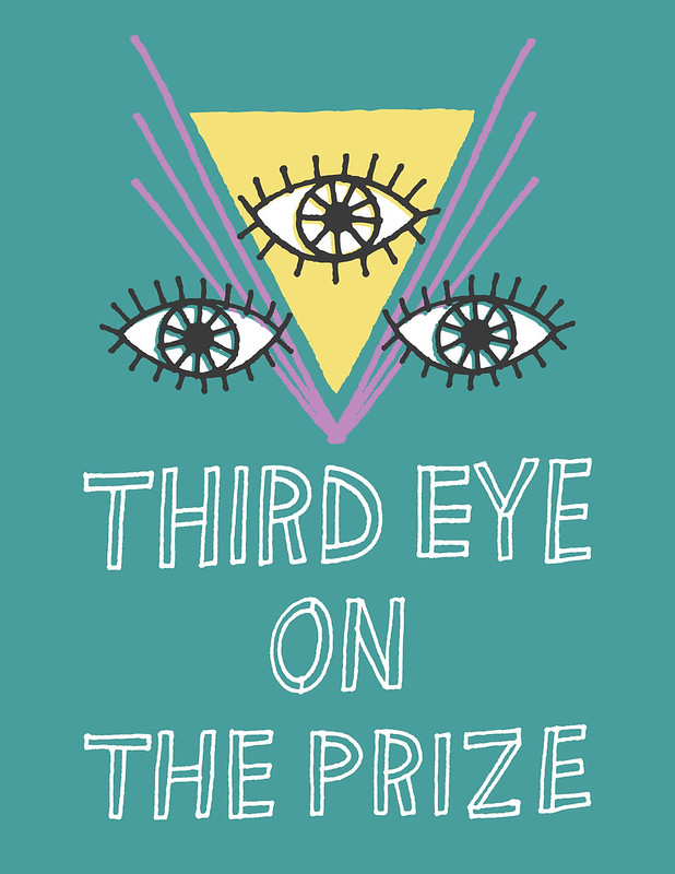 Third Eye On The Prize