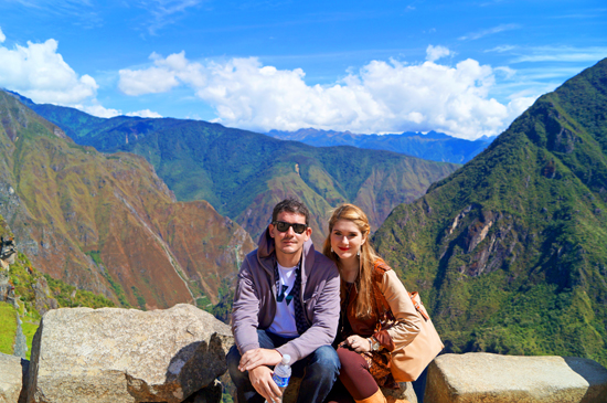 Travel to Machu Picchu, Peru