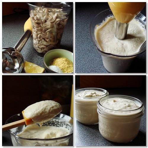 Savoury Cashew Cream