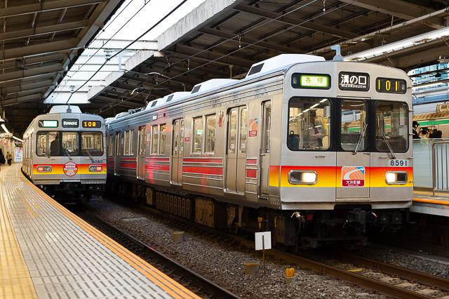 東急電鉄大井町線8090系 8081F, 8590系 8691F