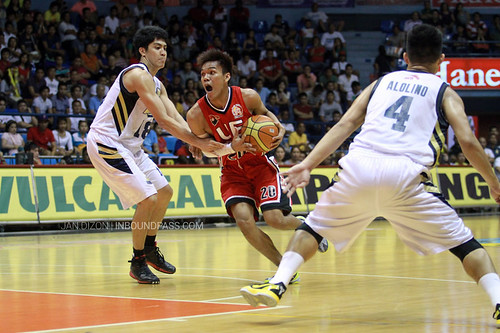 FilOil 2013 Finals: UE Red Warriors vs. NU Bulldogs