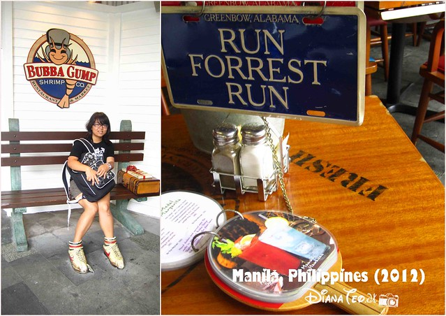 Day 6 - Philippines Bubba Gump