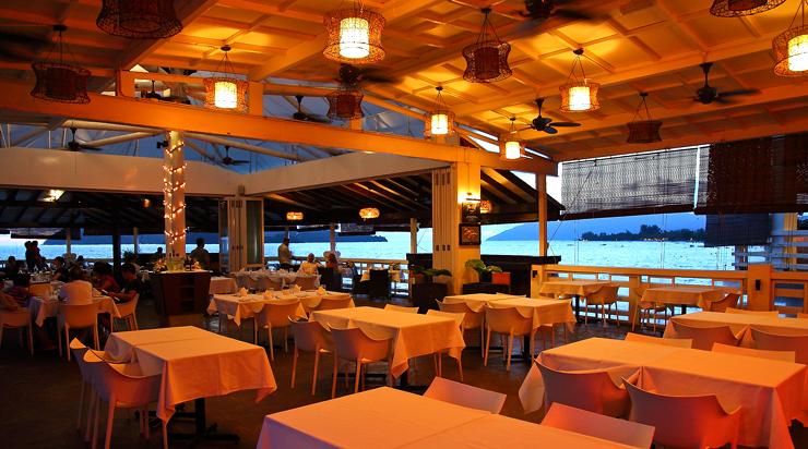 The Cliff Restaurant-Romantic