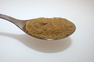 16 - Zutat Kreuzkümmel / Ingredient cumin