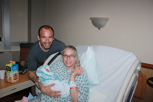 Dyson - Delivery - Family Portrait in Delivery Room