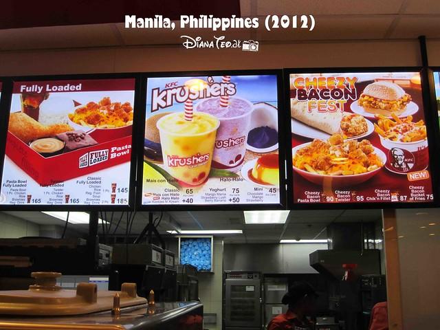 Day 7 - Philippines KFC 01