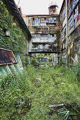 NVF Abandoned Factory - Yorklyn, DE