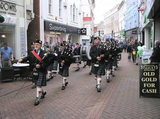 Teignmouth Goes Gaelic