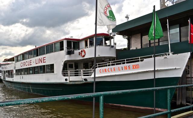 Circle Line Boats, NYC