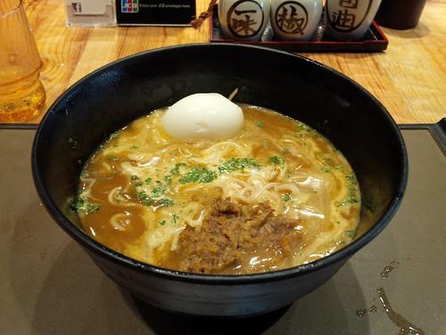 Oxtail Soup Ramen