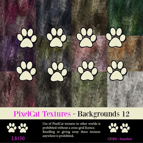 PixelCat Textures - Backgrounds 12