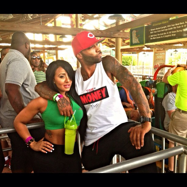 joe budden and mia bunny together