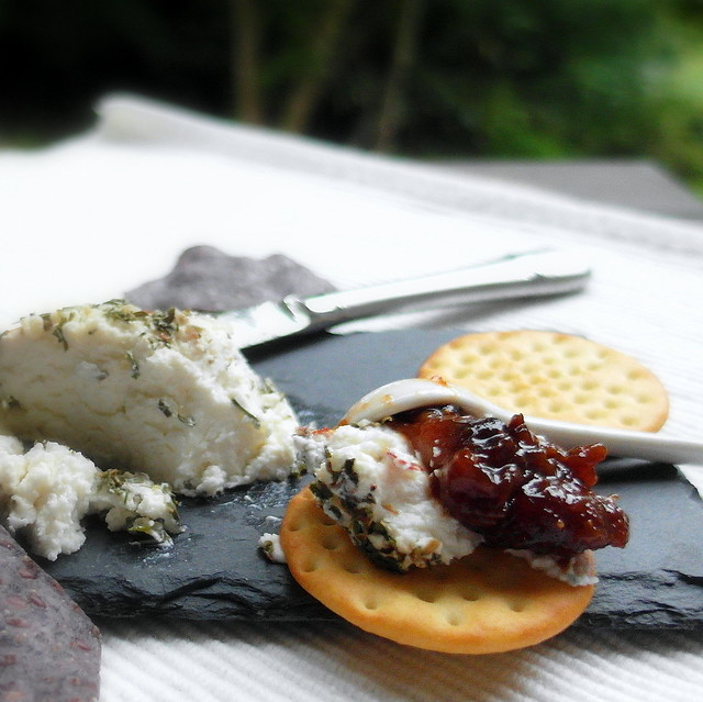 Fig Jam with Vanilla and Honey