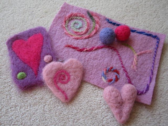 more felting 010
