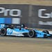 Simon Pagenaud flies through the backstretch esses during practice at Sonoma Raceway